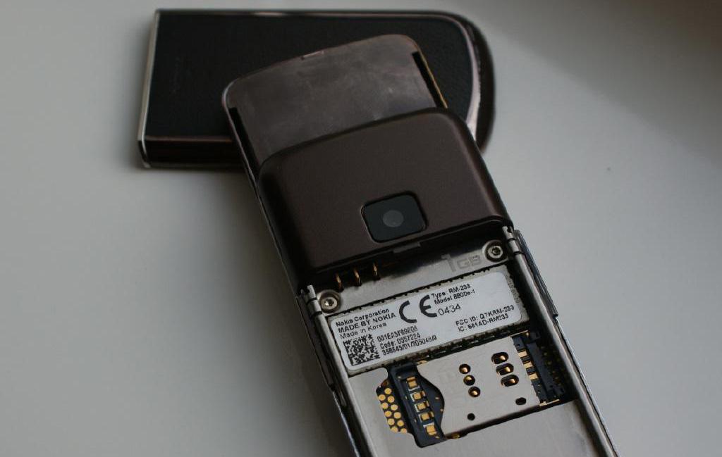 Узнаем модель телефона Nokia