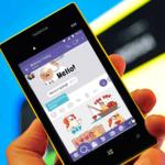 Как обновить Viber на смартфоне Nokia Lumia