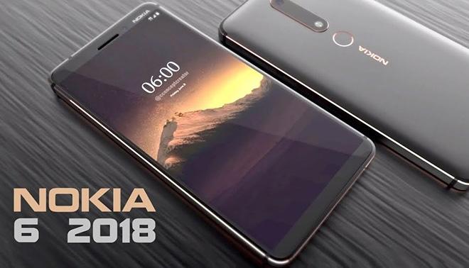 Нокиа 6 (2018)
