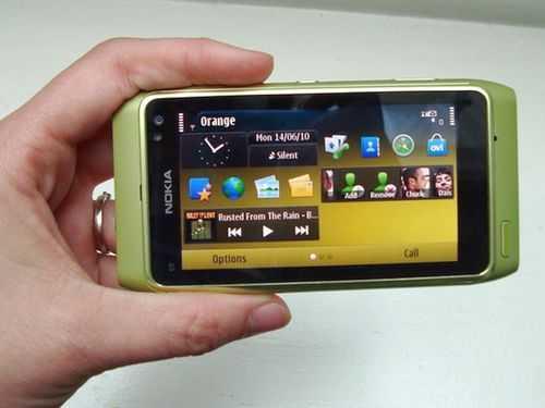 Снятие пароля с Nokia на Symbian